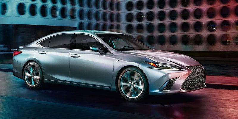 2021 Lexus ES - Luxury Sedan