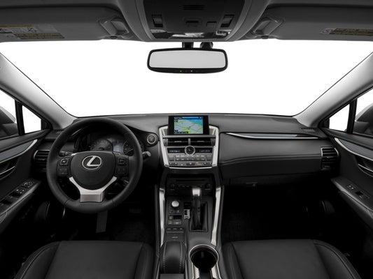 2016 Lexus Nx 200t F Sport >> 2016 Lexus Nx 200t F Sport